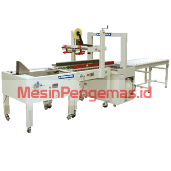 Mesin Packing Kardus – Carton Packing Line Terbaru 2019