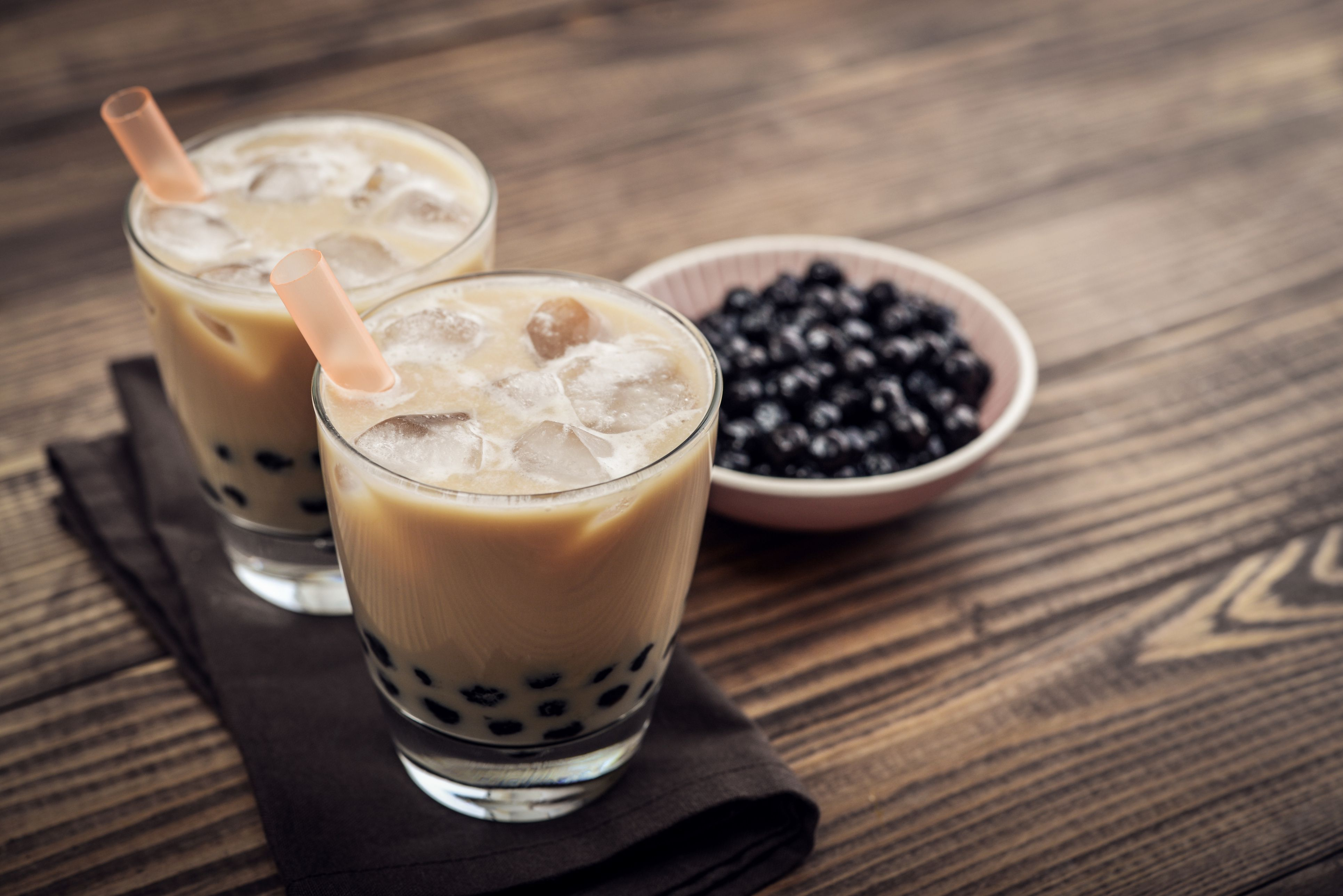 cara membuat bubble tea
