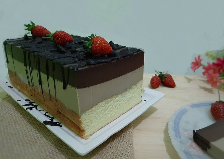 resep pudding cake